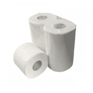 Clean Product toiletpapier 40 rollen cellulose 2 laags