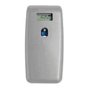 Clean Product luchtverfrisser digitaal silver