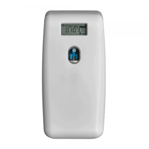 Clean Product luchtverfrisser digitaal white