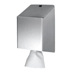 Clean Product poetsroldispenser rvs