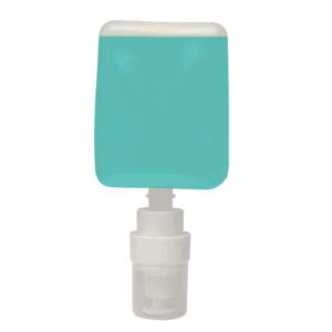 Hygienische foam soap licht geparfumeerd