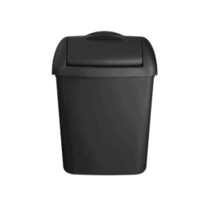 clean product hygienebak zwart