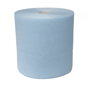 Industriepapier cellulose 3-laags blauw