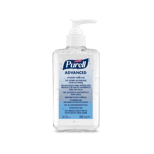 Purell desinfecterende handgel 300ml