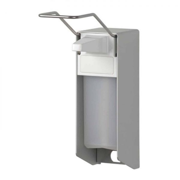 Navulbare dispenser