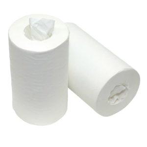 Poetspapier mini cellulose