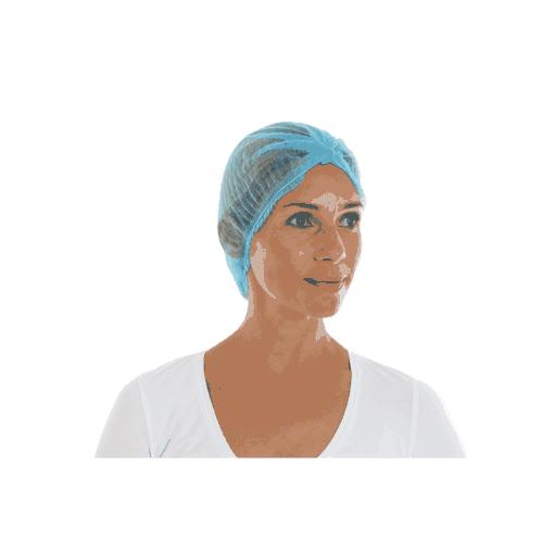 Haarnetjes blauw