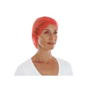 Haarnetjes rood