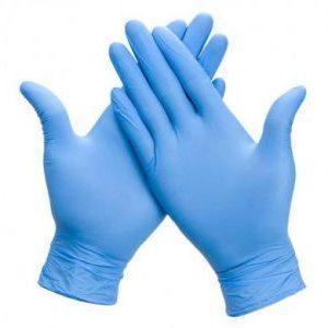 Latex handschoenen poedervrij